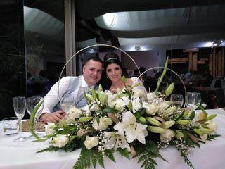 La boda de Cathaysa y Alberto