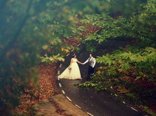 La boda de Raúl y Ana