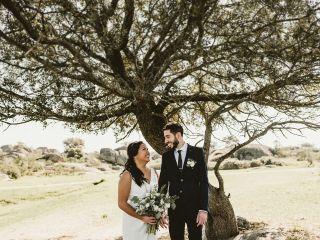 La boda de Abby y Josué