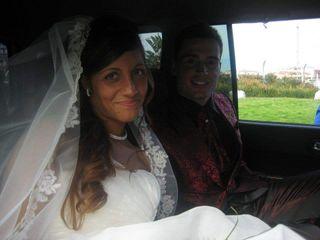 La boda de Saray y Quiriac