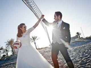 La boda de Judith y Gaspar