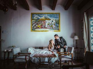 La boda de Omar y Rosa