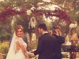 La boda de cata  y llorenç 1
