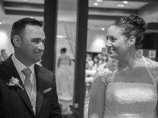 La boda de Sonia y Rubén
