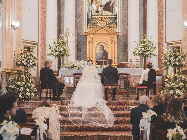 La boda de Adrián y Teresa en Benagéber, Valencia 6