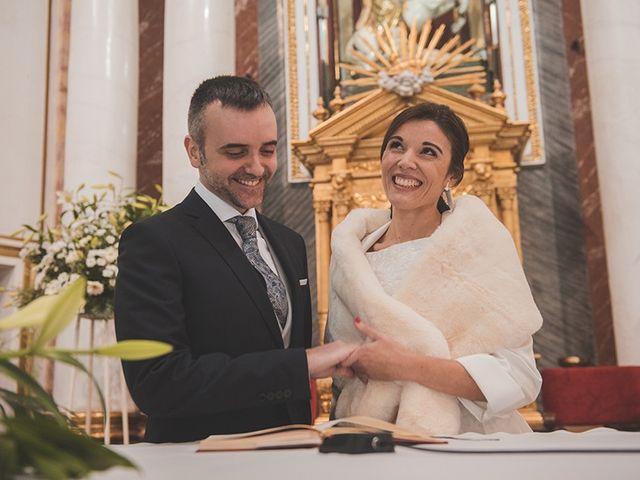 La boda de Adrián y Teresa en Benagéber, Valencia 7