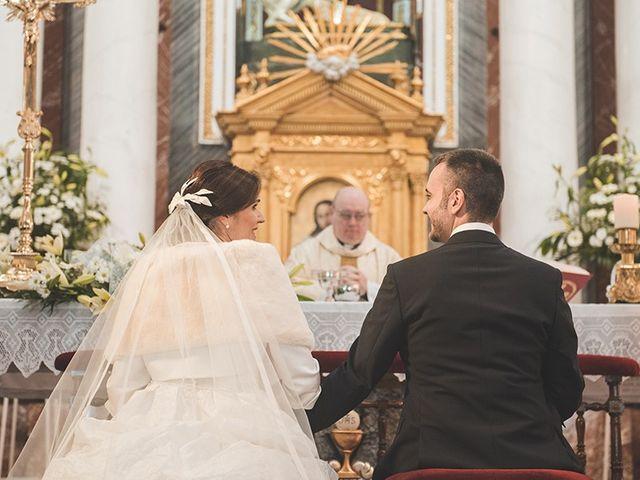 La boda de Adrián y Teresa en Benagéber, Valencia 8