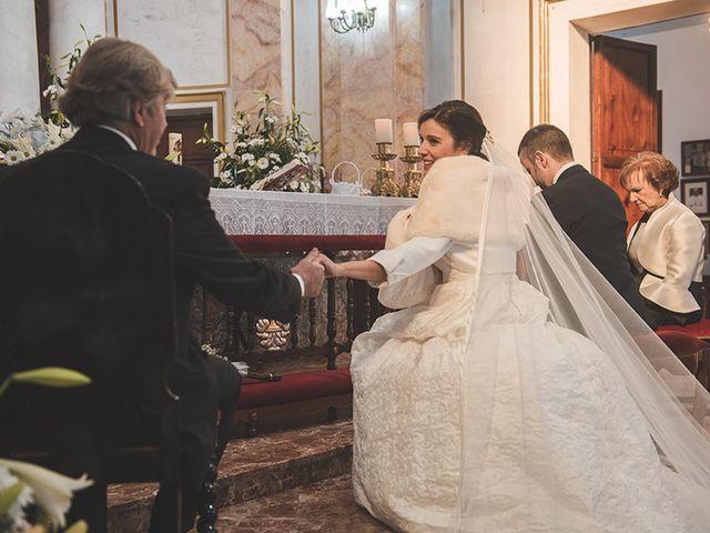 La boda de Adrián y Teresa en Benagéber, Valencia 10