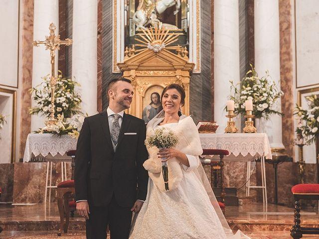 La boda de Adrián y Teresa en Benagéber, Valencia 11