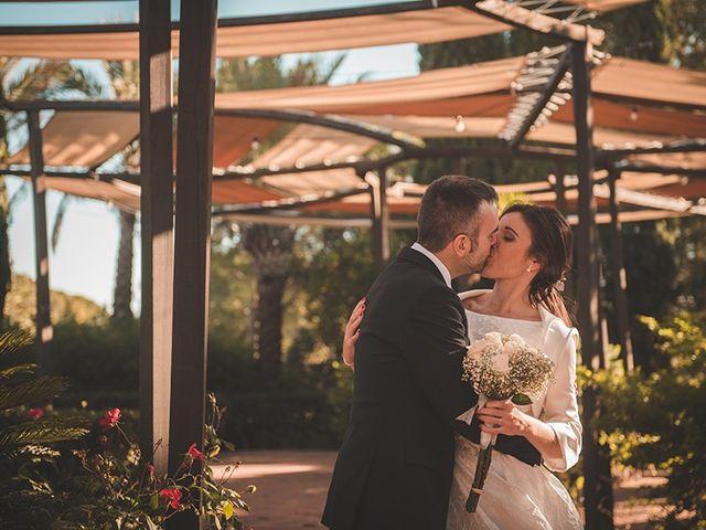 La boda de Adrián y Teresa en Benagéber, Valencia 12