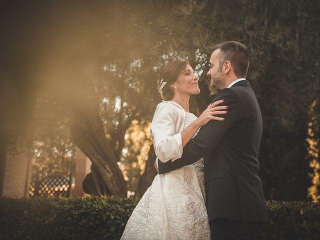La boda de Adrián y Teresa en Benagéber, Valencia 1
