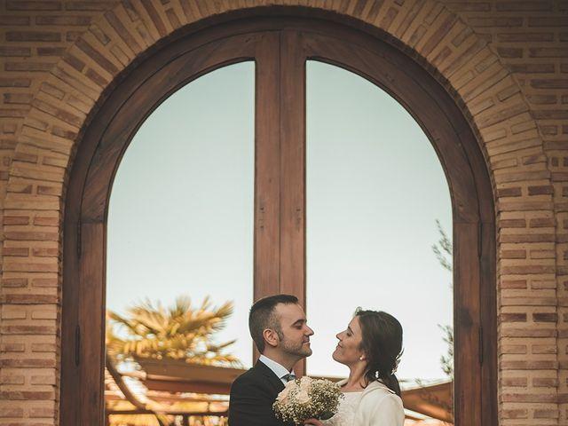 La boda de Adrián y Teresa en Benagéber, Valencia 13