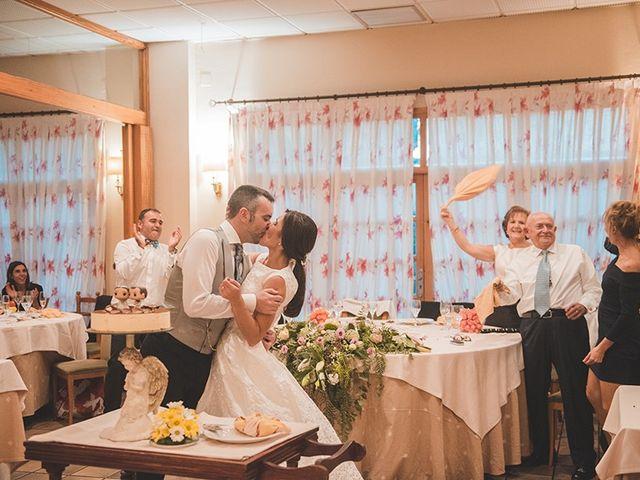 La boda de Adrián y Teresa en Benagéber, Valencia 19