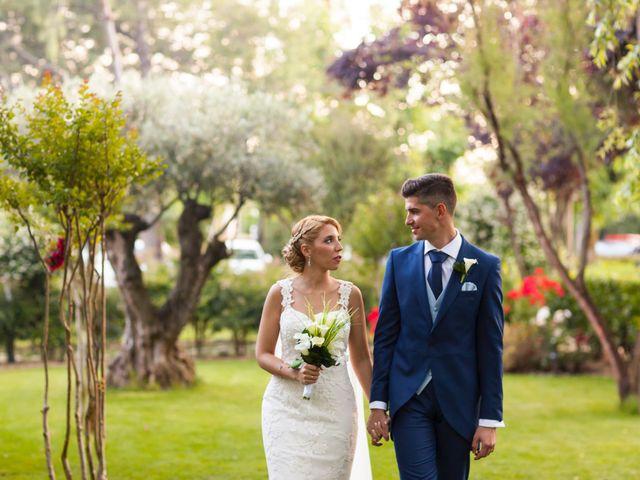 La boda de Oscar y Ana en Aldea Del Fresno, Madrid 11