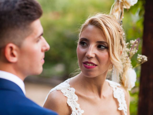La boda de Oscar y Ana en Aldea Del Fresno, Madrid 12