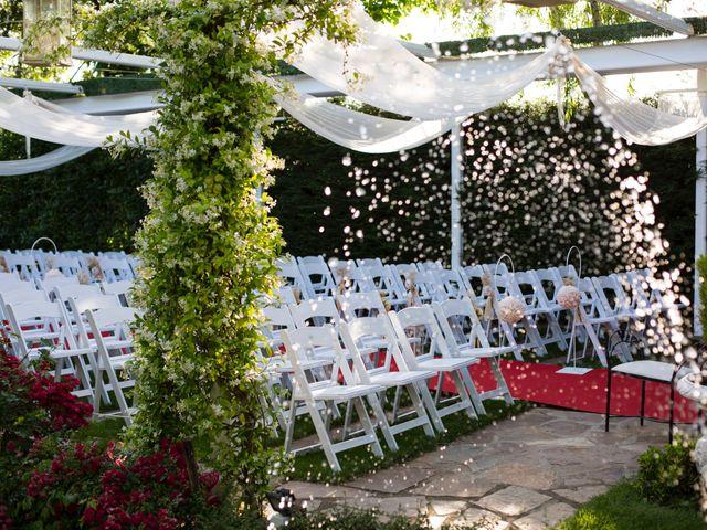 La boda de Oscar y Ana en Aldea Del Fresno, Madrid 15