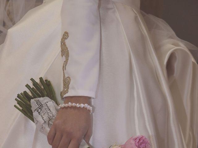 La boda de Jesús y Sara en Zarza De Alange, Badajoz 8