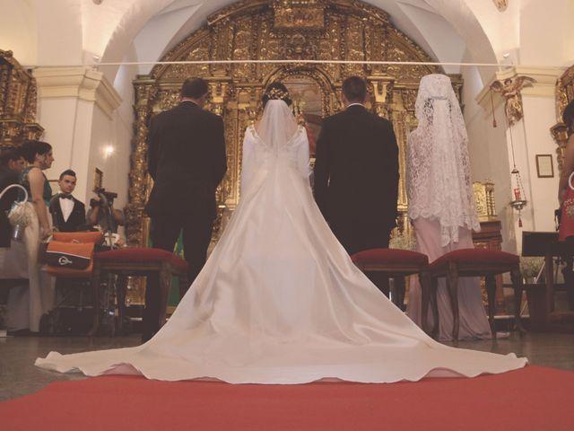 La boda de Jesús y Sara en Zarza De Alange, Badajoz 17