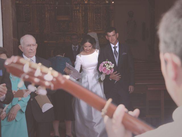 La boda de Jesús y Sara en Zarza De Alange, Badajoz 21
