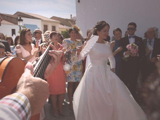 La boda de Jesús y Sara en Zarza De Alange, Badajoz 24
