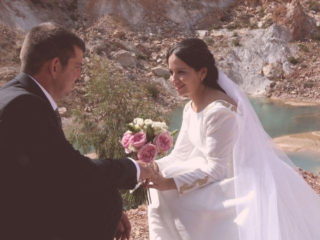 La boda de Jesús y Sara en Zarza De Alange, Badajoz 25