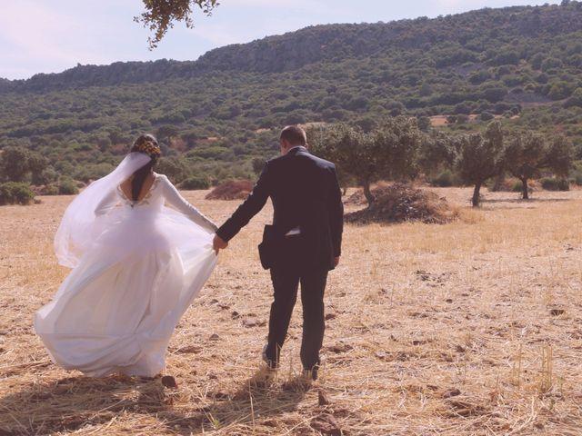 La boda de Jesús y Sara en Zarza De Alange, Badajoz 1