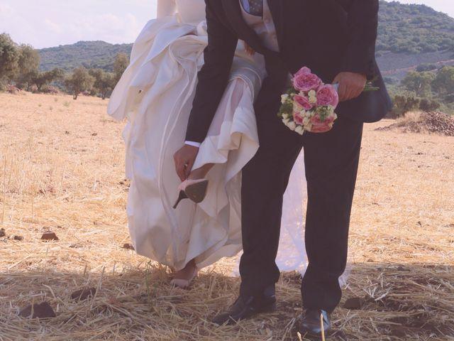 La boda de Jesús y Sara en Zarza De Alange, Badajoz 28