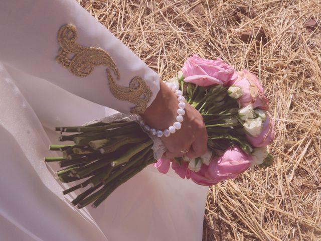 La boda de Jesús y Sara en Zarza De Alange, Badajoz 29