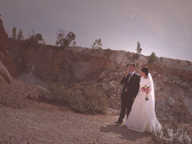 La boda de Jesús y Sara en Zarza De Alange, Badajoz 31