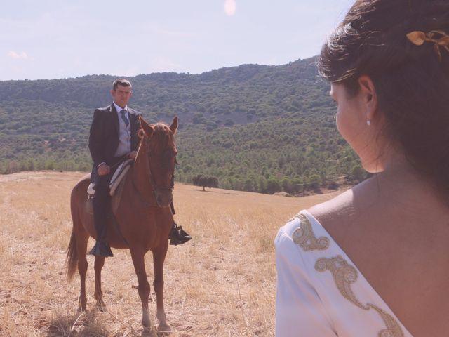 La boda de Jesús y Sara en Zarza De Alange, Badajoz 34