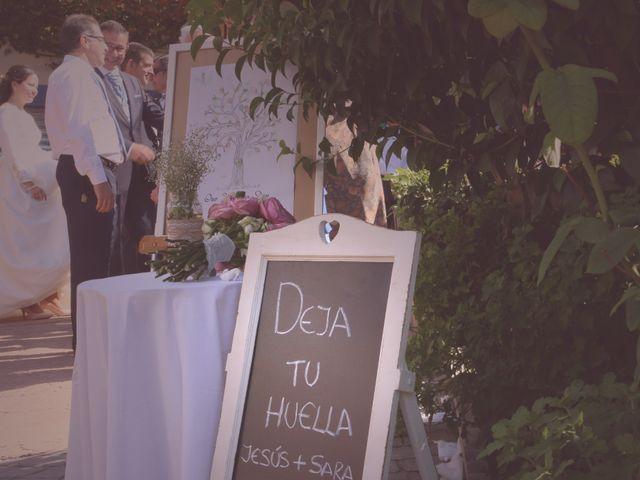 La boda de Jesús y Sara en Zarza De Alange, Badajoz 35