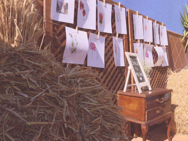 La boda de Jesús y Sara en Zarza De Alange, Badajoz 36