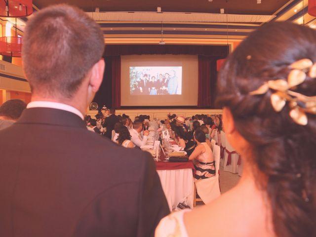 La boda de Jesús y Sara en Zarza De Alange, Badajoz 37