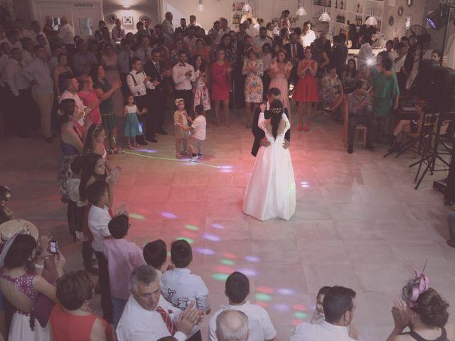 La boda de Jesús y Sara en Zarza De Alange, Badajoz 41