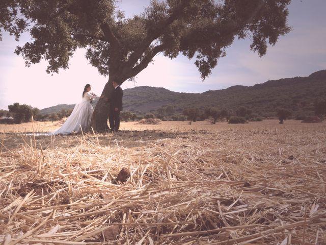 La boda de Jesús y Sara en Zarza De Alange, Badajoz 43