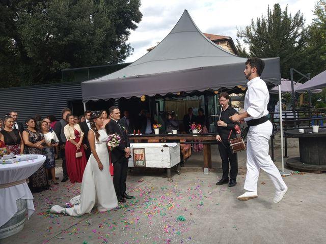 La boda de Iñaki  y Karen  en Durango, Vizcaya 1