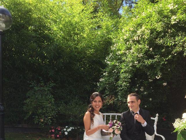 La boda de Iñaki  y Karen  en Durango, Vizcaya 8