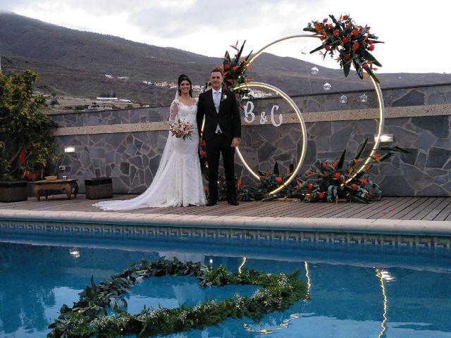 La boda de Alberto y Cathaysa en Candelaria, Santa Cruz de Tenerife 2