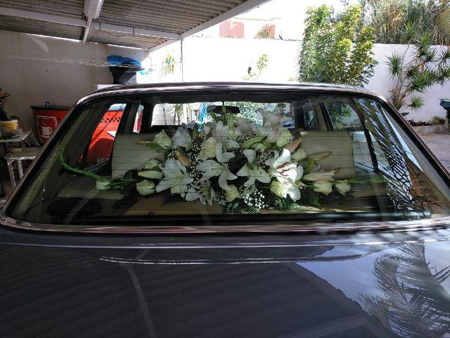 La boda de Alberto y Cathaysa en Candelaria, Santa Cruz de Tenerife 6