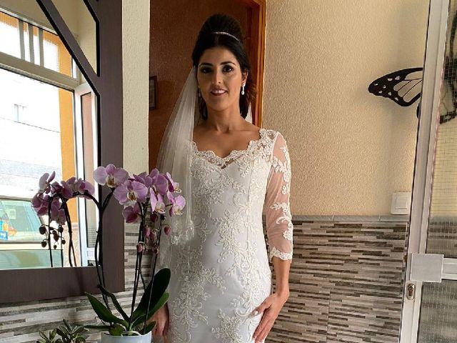 La boda de Alberto y Cathaysa en Candelaria, Santa Cruz de Tenerife 14