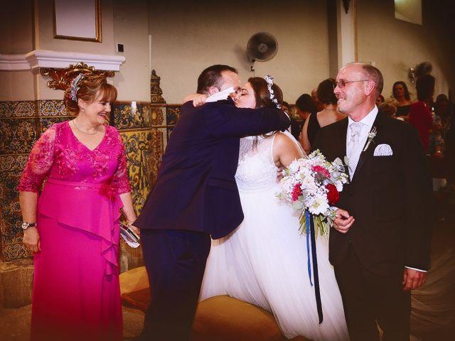 La boda de Ana y Raúl en Plasencia, Cáceres 54