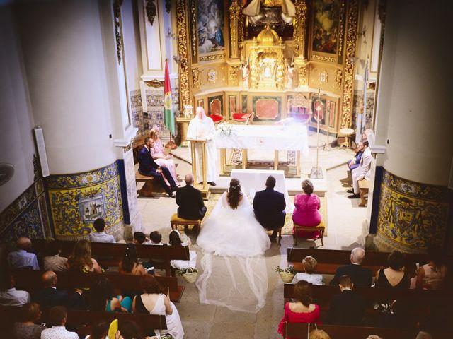 La boda de Ana y Raúl en Plasencia, Cáceres 55