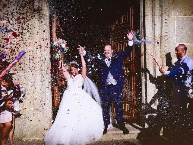 La boda de Ana y Raúl en Plasencia, Cáceres 59