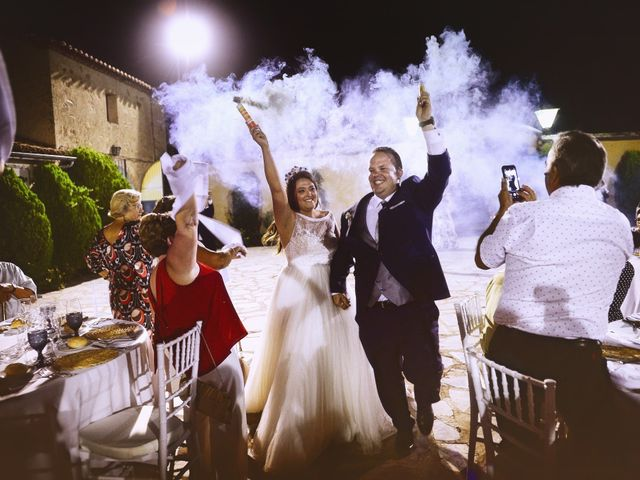 La boda de Ana y Raúl en Plasencia, Cáceres 80
