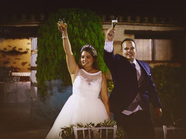 La boda de Ana y Raúl en Plasencia, Cáceres 81