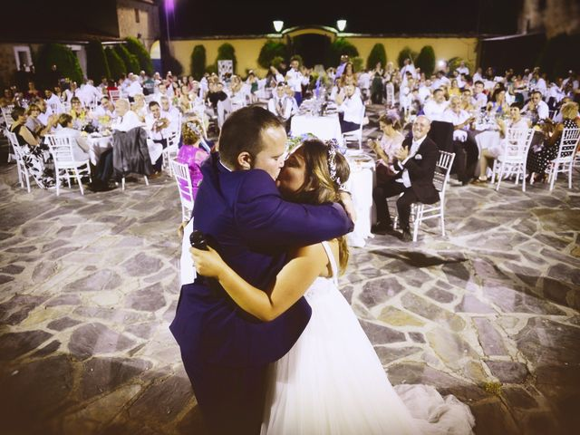 La boda de Ana y Raúl en Plasencia, Cáceres 85