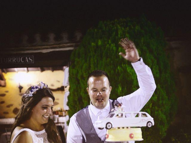 La boda de Ana y Raúl en Plasencia, Cáceres 91