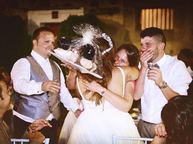 La boda de Ana y Raúl en Plasencia, Cáceres 95