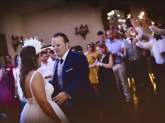 La boda de Ana y Raúl en Plasencia, Cáceres 101