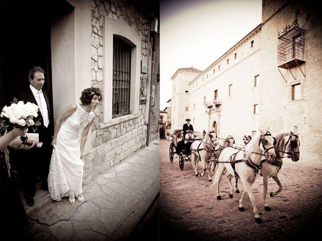 La boda de José Luis y Maria José en Pastrana, Guadalajara 6